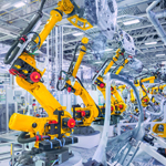 Industrial Cameras – Letting Robotic Arms See