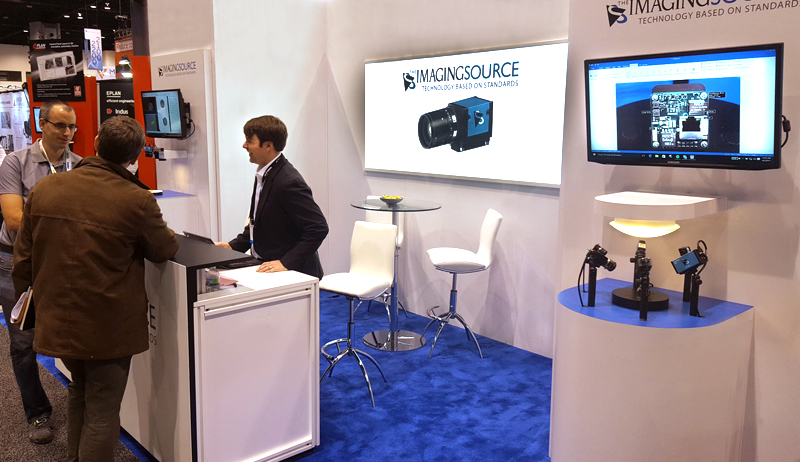 <b>Automate 2017:</b> Zoom, autofocus and stereo 3D-vision displayed at North America's broadest automation trade show.