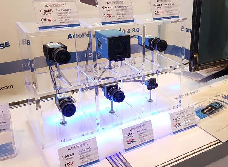 33 series of HDR cameras featuring the highly sensitive Sony Pregius CMOS sensors (IMX 264/265/252/174)