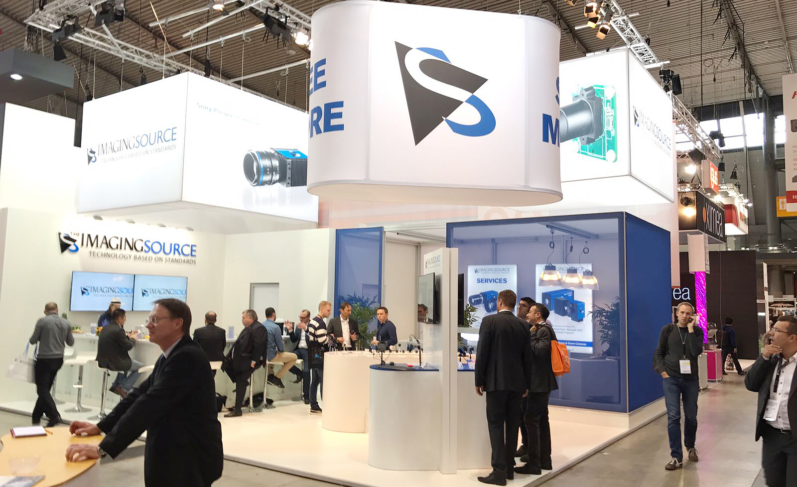 The Imaging Source at VISION 2016