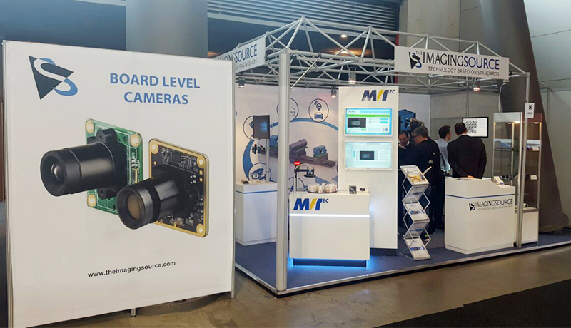 <b>Control 2017:</b> Stereo 3D-vision system as well as zoom and autofocus cameras on display at Germany's premier trade show for quality assurance.