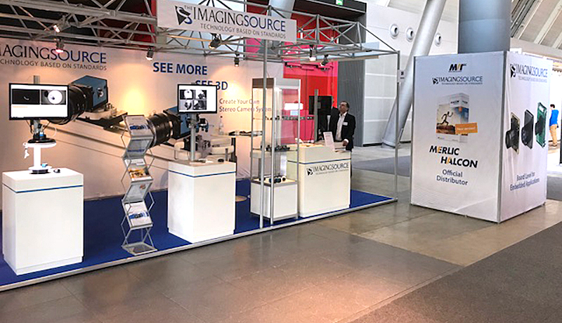 Imaging solutions for quality assurance at Control 2018