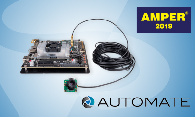 Upcoming Trade shows: AMPER and AUTOMATE 2019