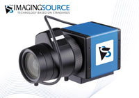 New 2 Megapixel Industrial Cameras with Sony ICX 274