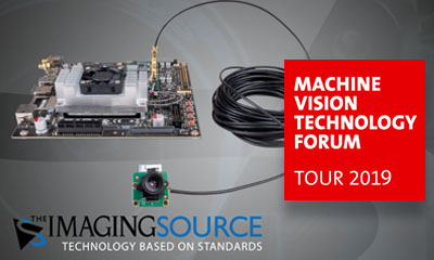Machine Vision Technology Forum: Register Now