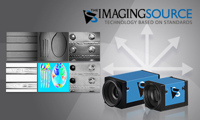 New 5 MP Polarization Cameras: A New Tool for Industrial Imaging