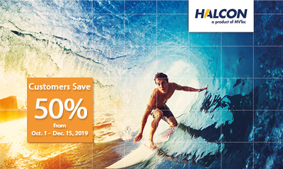 MVTec Releases HALCON 19.11: Customers save 50%