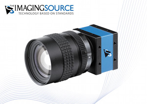 New 10 MP industrial camera with USB 3.0