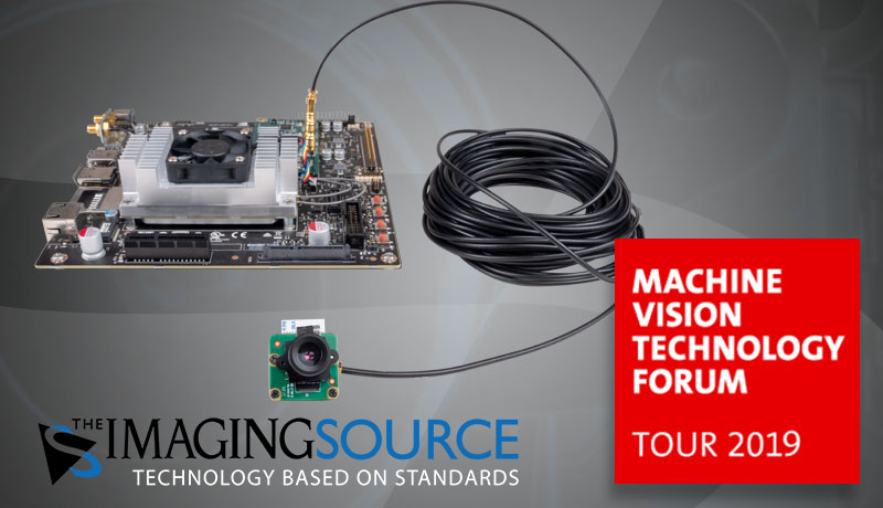 <strong>Machine Vision Technology Forum: Tour 2019</strong> features the latest developments in new and emerging applications for newcomers and pros alike.