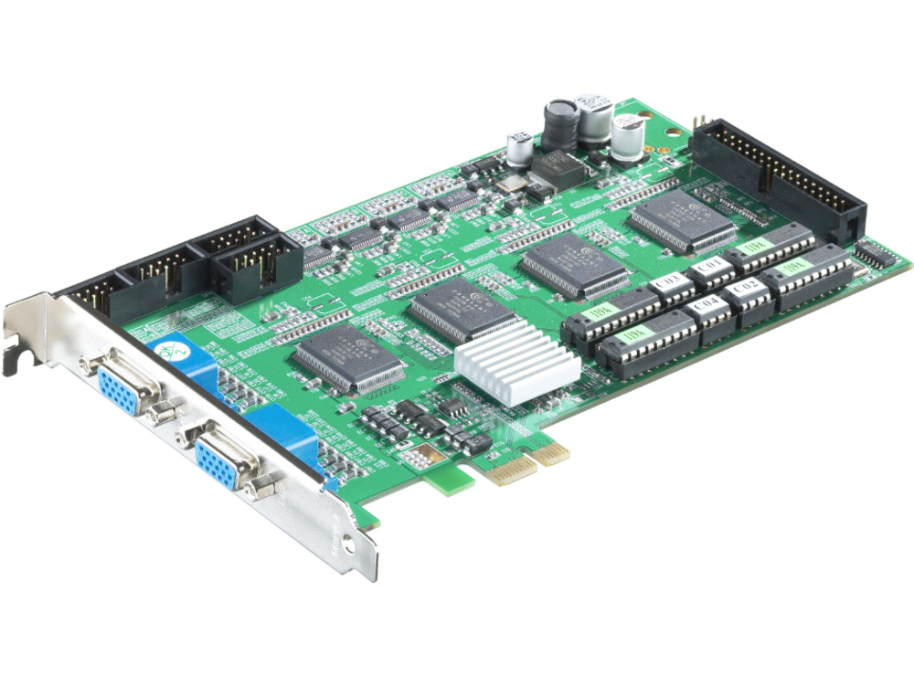 DFG/MC4/PCIe - PCI Express grabber