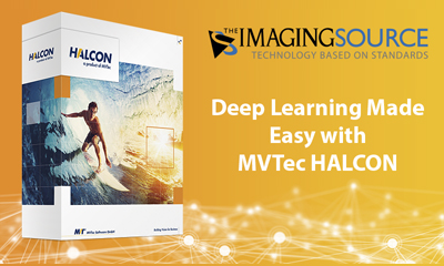 Deep Learning Made Easy with HALCON 20.05