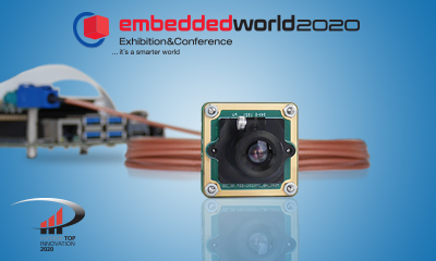 2020 Embedded World展览