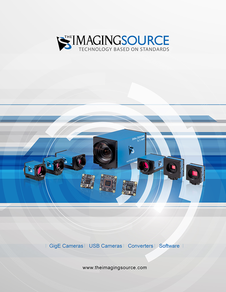 The Imaging Source 2020 Catalog
