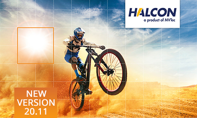 MVTec Releases HALCON 20.11: Customers save up to 20%