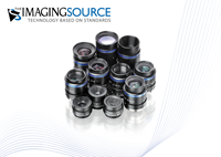 The Imaging Source High-Quality 5 Megapixel Lenses