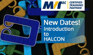 New dates for HALCON training seminars