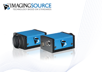 New 9 & 12 MP Industrial Cameras with GigE ix Industrial® Ethernet Interface